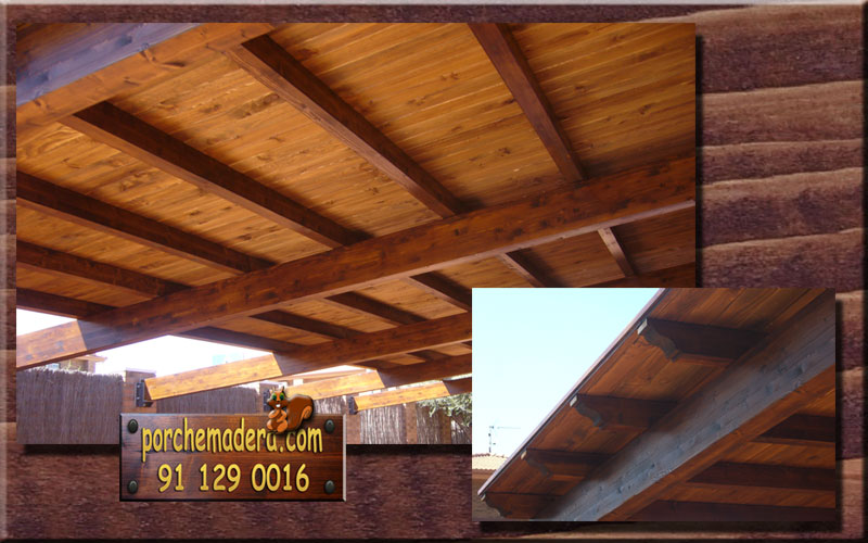 Fotos de porches de madera - Fotos de porches de madera ...