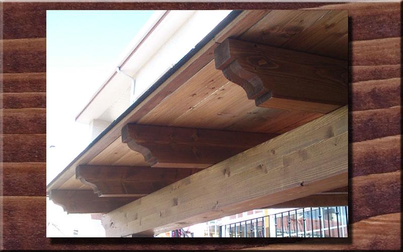Construir un porche de madera paso a paso - Porche de madera paso a paso ...